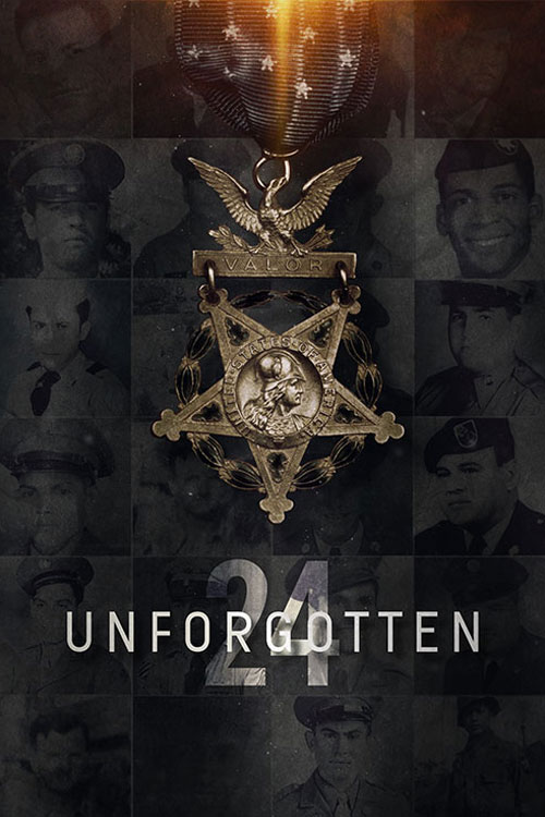 Unforgotten 24 Movie Poster