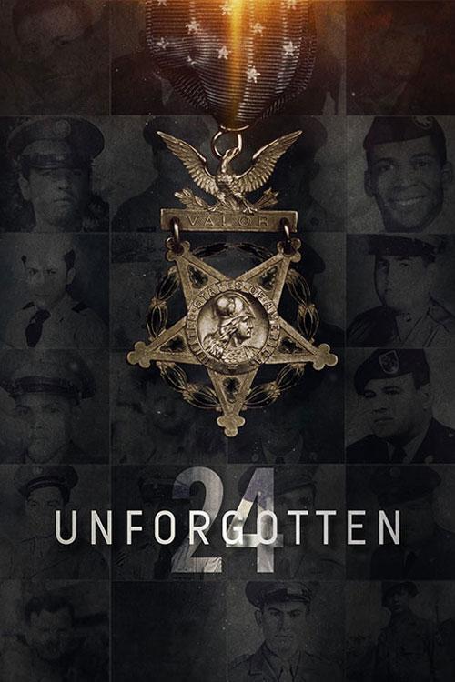 Unforgotten 24 Movie Poster